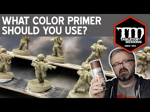 What Color Primer Should You Use?
