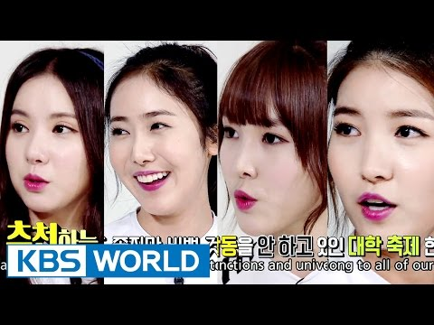 GFRIEND's Interview [Entertainment Weekly / 2016.05.22]