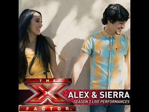 Alex & Sierra - The X Factor USA Performances (Full Album)