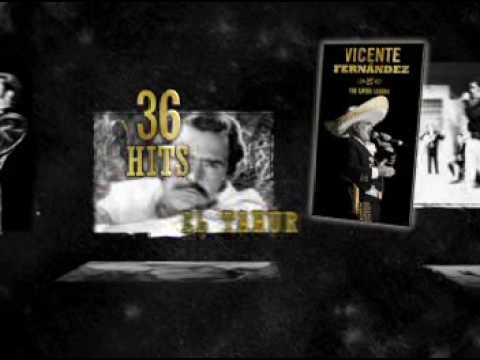 Vicente Fernandez - Living Legend (English)