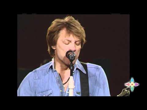 Bon Jovi at Mohegan Sun Arena - March 4, 2011