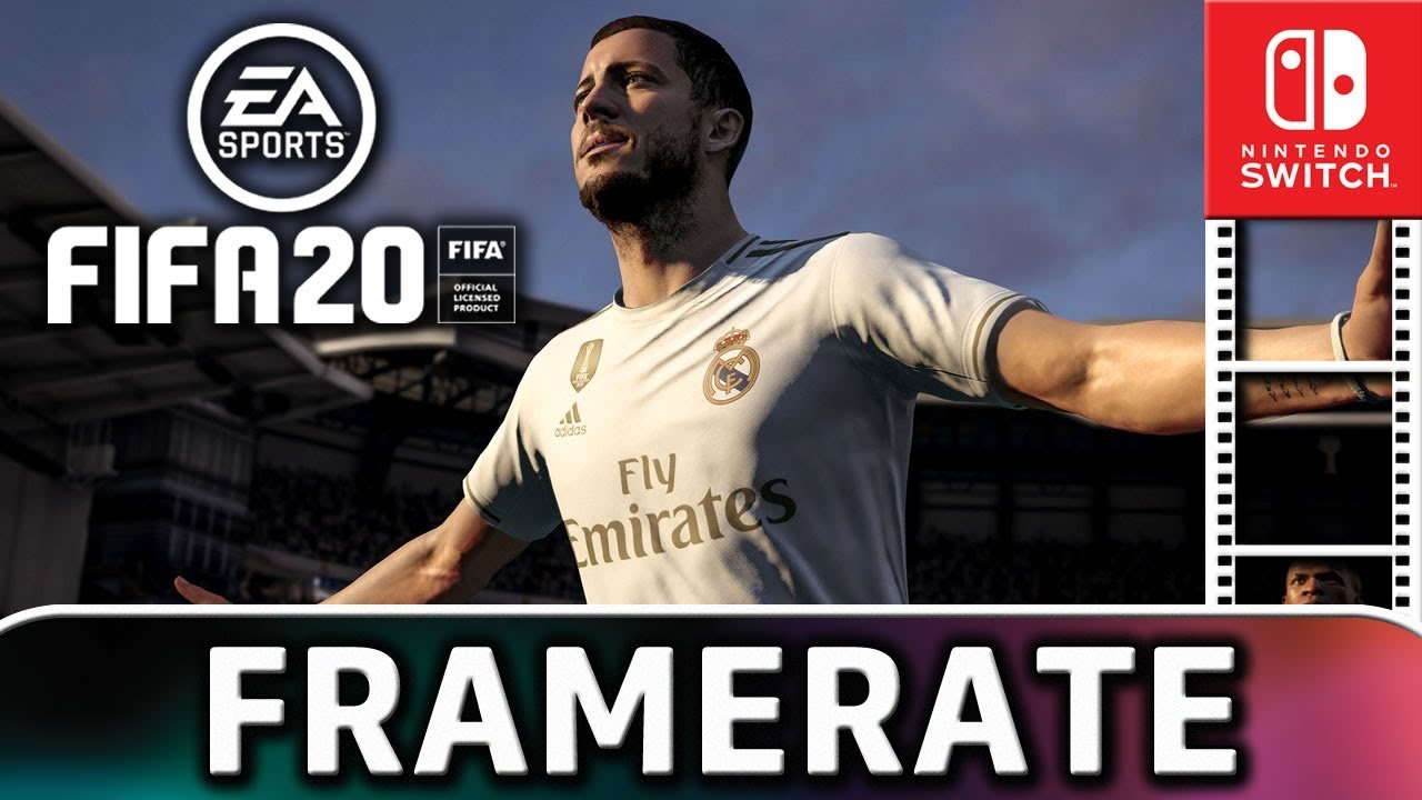 FIFA 20 | Docked VS Handheld | Frame Rate TEST on Switch