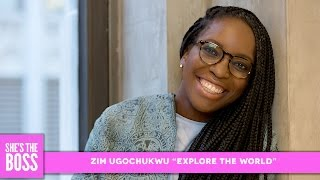 Travel Noire Founder Encourages Black Millennials to Travel Globally | She's The Boss S3E6