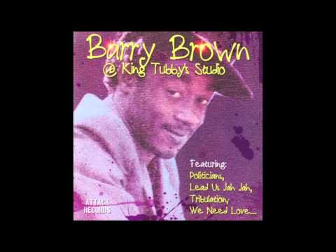 Barry Brown at King Tubby's (Studio Album)