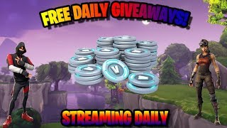 Fortnite STW Free Modded Weapons/Sun | Max Points = $500 Gift Card | Save The World Daily Giveaways