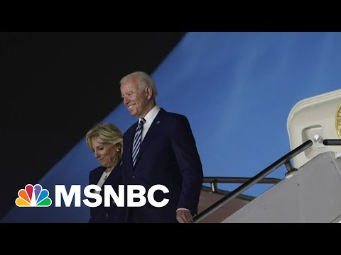 Biden Reasserting America's Leadership On World Stage, Says WH