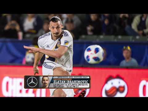 L.A. Galaxy's Zlatan Ibrahimovic's Unique Idea to Fix USA Soccer | The Dan Patrick Show | 4/19/18
