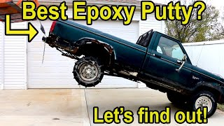 Which Epoxy Putty Brand is Best? Let's find out!