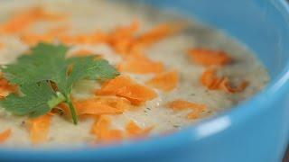Oat Soup Recipe By Moulinex - وصفة حساء الشوفان من مولينكس