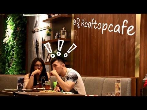 Kuliner Bogor @Derooftop cafe