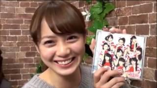「PASSPO☆のFree Flight」 (2014.12.10)より。 「ニューアルバムを30秒...