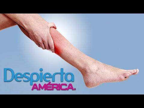 porque dan calambres en los dedos de los pies