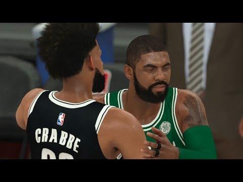 NBA Boston Celtics vs Brooklyn Nets   NBA JAN 6 Full Game Celtic vs Nets   (NBA Today NBA 2K18)