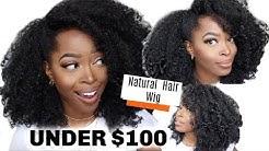 FINALLY A NATURAL HAIR WIG UNDER $100