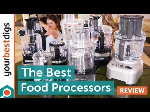 The Best Food Processor Of 2020