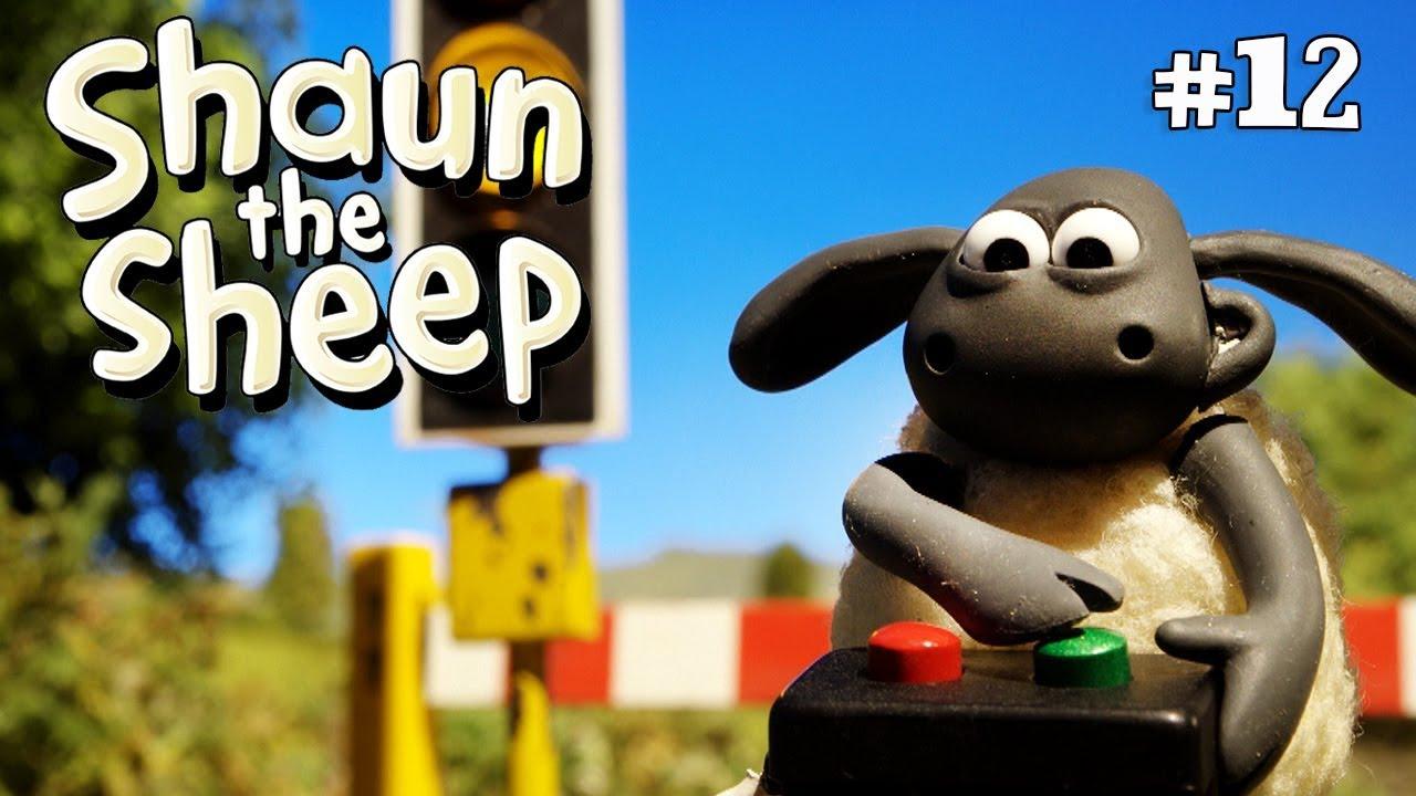 Pria di tempat kerja - Shaun the Sheep [Men at Work]
