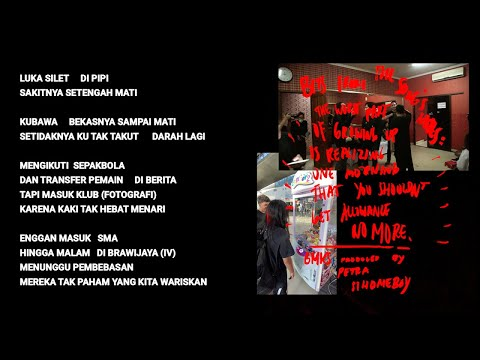 Hindia - Besok Mungkin Kita Sampai (Official Lyric & Commentary Video)