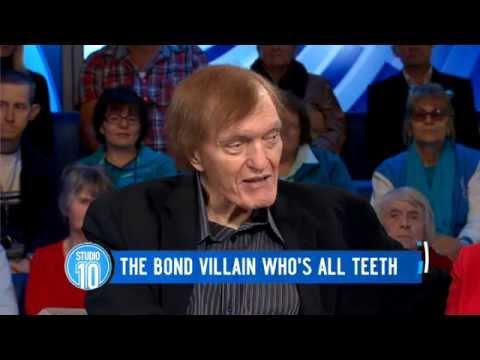 Richard Kiel: The Bond Villain Who's All Teeth