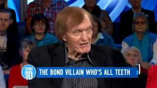 Richard Kiel: The Bond Villain Who