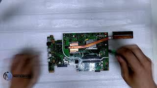 ASUS VivoBook 17 X705UV
