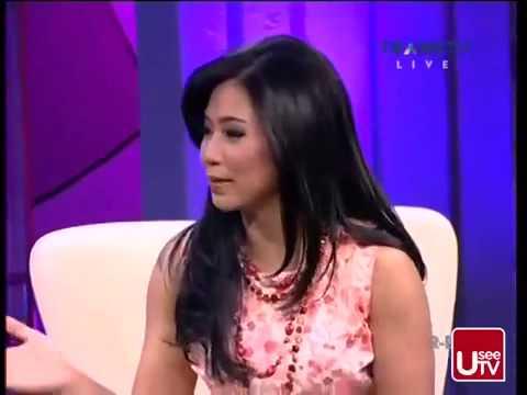 Aurel Rassya at Rumpi TransTV 05/01/2015 Part 2