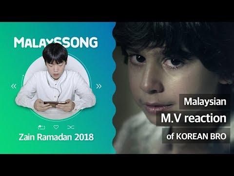 """""""Zain Ramadan 2018 Commercial - سيدي الرئيس""""_Malaysia Reaction Of KOREAN BRO   MalaySSong EP13"""