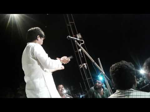 Bhojpuri birha ke Badshah Vijay Lal Yadav ka Ek Naya Roop dekhne Ko Mila ek show ke doran