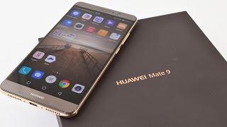 Huawei Mate 9  6-ть дюймов радости. ( обзор смартфона )