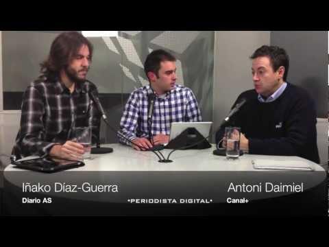 Tertulia PD con Iñako Díaz-Guerra y Antoni Daimiel - 28 diciembre 2011
