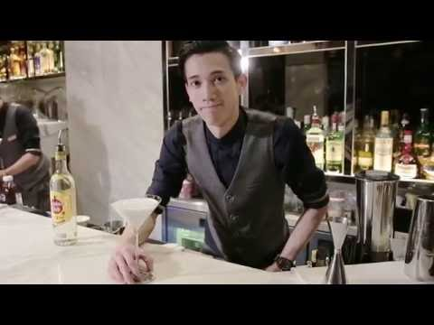 Best Bartender cocktails at Mod Bar - Tycoon Tann by Kenny Yuen