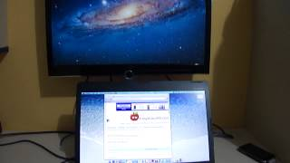 Dual display HDMI - HP 4530s - Mac OS Lion