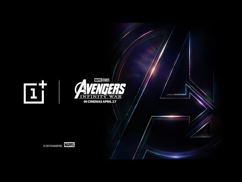 Presenting the OnePlus 6 x Marvel Avengers Limited Edition