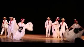 Ballet Folklorico Sol De Fuego Veracruz CFU 1st Anniversaty