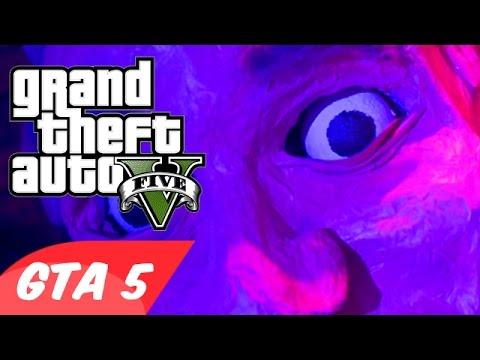 GTA 5 FUNNY MUSIC VIDEO