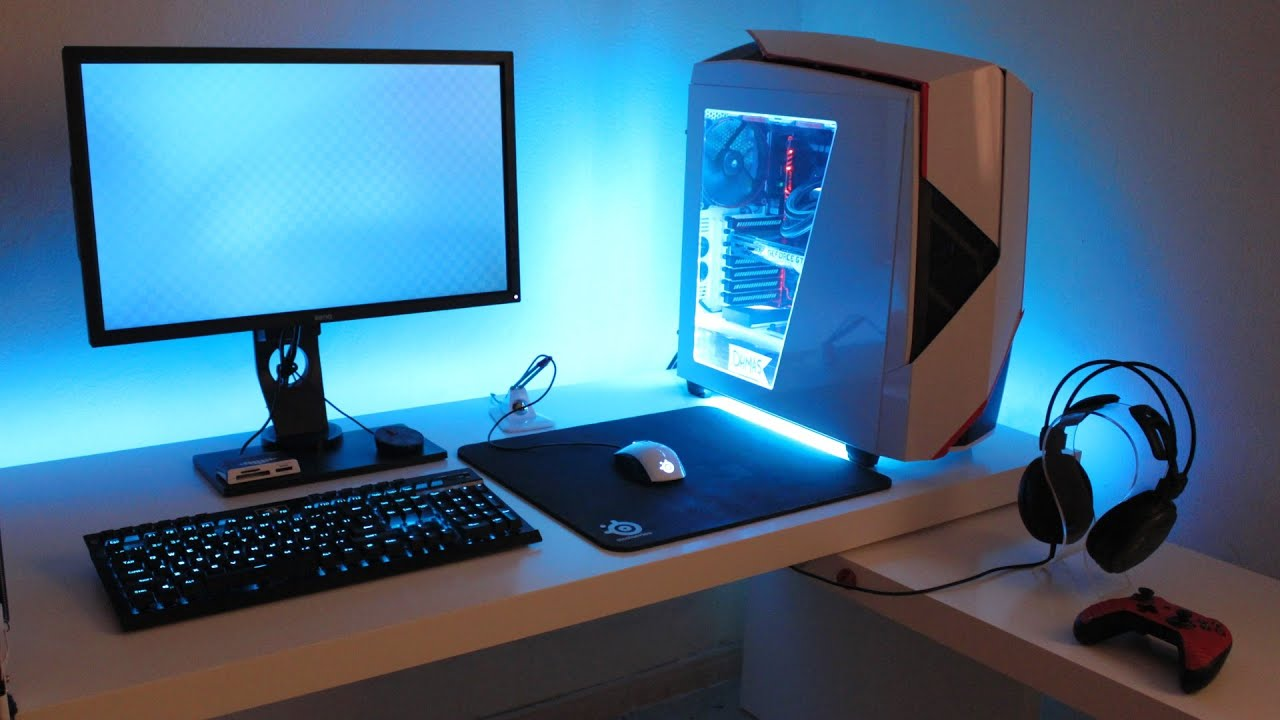 My Gaming Pc Setup