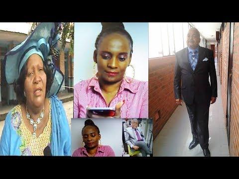 BISHOP ELYSEE APESI MOT D'ORDRE BABENGA BA RWANDAIS,A EXCOMMUNIE MAMAN OLANGI NA PST MUKUNA