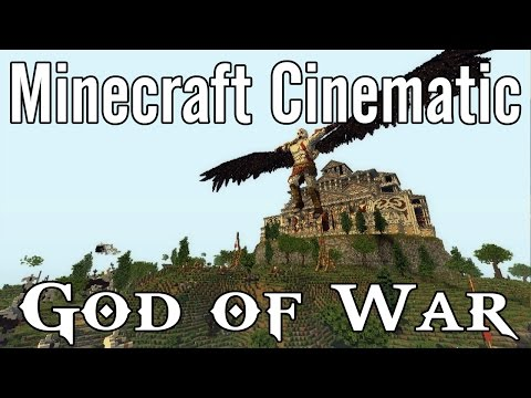 Minecraft Cinematic - God Of War [UCanCraft]