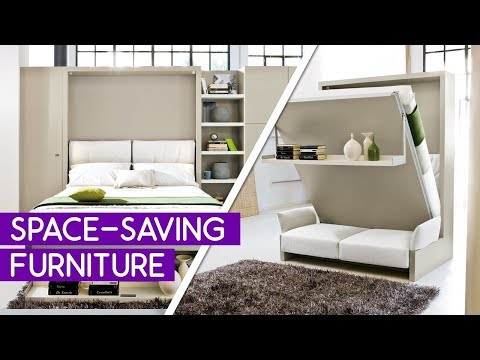 Great Space Saving Ideas - Smart Furniture Compilation 2018