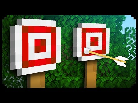 ✔ Minecraft: How To Make An Archery Range