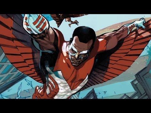 Superhero Origins: The Falcon