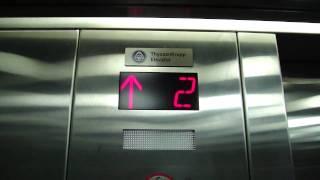 ThyssenKrupp Hydraulic elevator @ Ramada Inn Roanoke VA