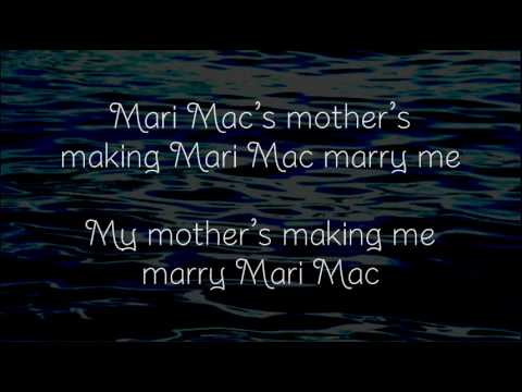 MariMac  Great Big Sea  Lyrics ,