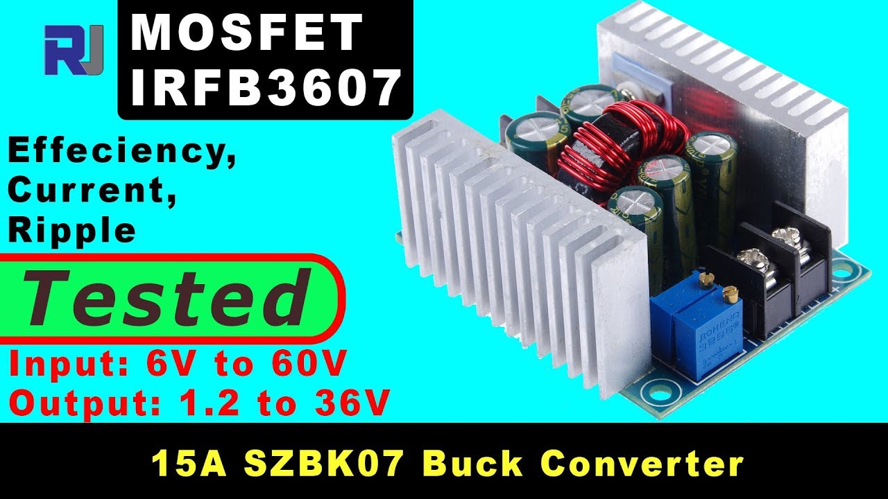 300W DC-DC Converter Step down Buck Step down Power 20A Adjustable Charger