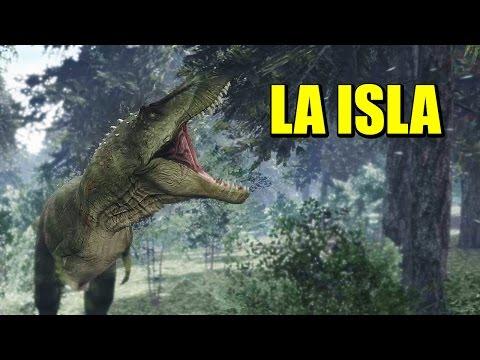 THE ISLE #1 - El T-REX épico, survival y dinosaurios | Gameplay Español