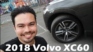 The best and worst things about the 2018 Volvo XC60 T5 Inscription!