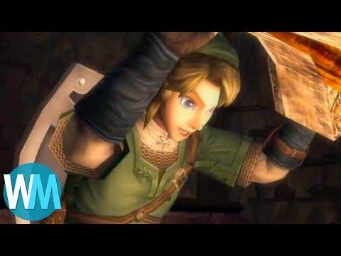 Top 10 Most Satisfying Things In Video Games