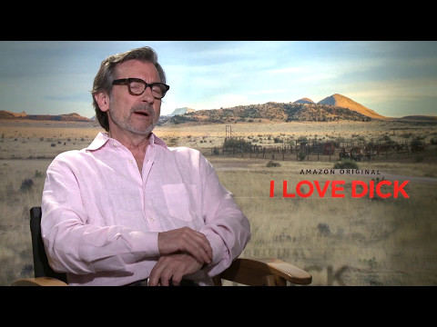 Griffin Dunne chats love, sex and art of Jill Soloway's 'I Love Dick'