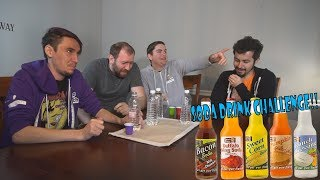WORST DECESION OF OUR LIVES | Soda Drink Challenge