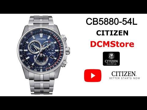 CB5880-54L Citizen Pcat Atomic Perpetual Blue Dial