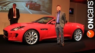 Jaguar launches the F-Type in India at Rs 1.37 crore